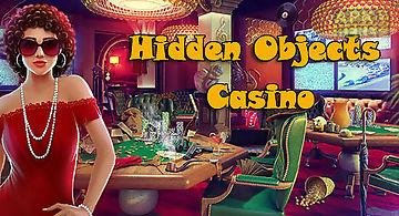 Hidden objects casino