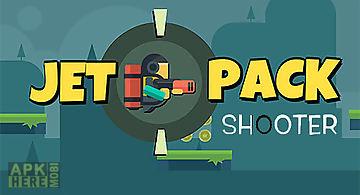 Jetpack shooter