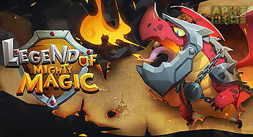 Legend of mighty magic