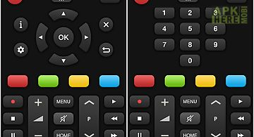 Remote for panasonic tv