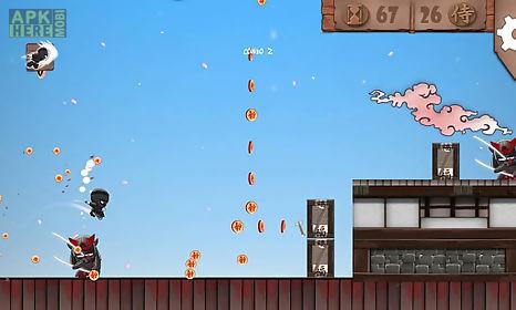 ultimate ninja run game