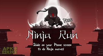 Ultimate ninja run game
