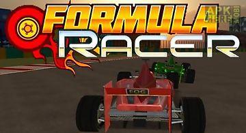 Formula racing game. formula rac..