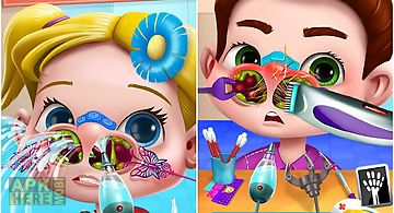 Nose doctor x: booger mania