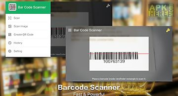 Pdf417 barcode scan demo app for Android free download at