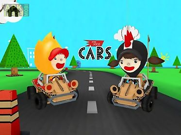 toca: cars