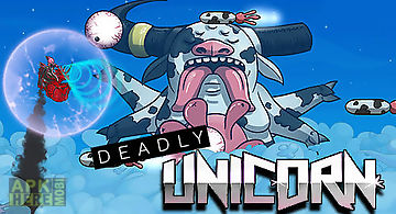 Deadly unicorn jetpack challenge