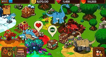 Dino island
