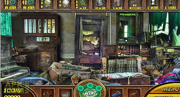 Empty house hidden object game