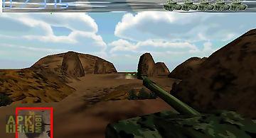 Tank war hero