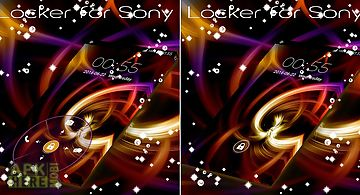 Locker for sony