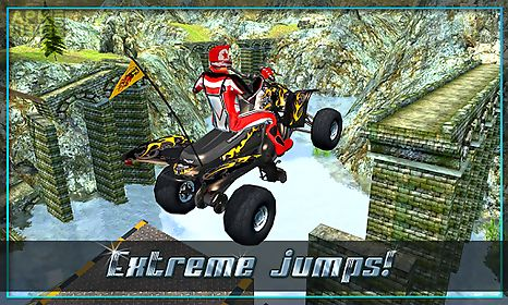 3d Quad Bike Offroad Stunts For Android Free Download At Apk Here