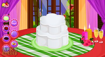 Birthday cake decoration games