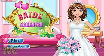 Bride makeover - girl games