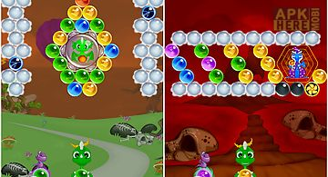 Bubble dragon - bubble shooter