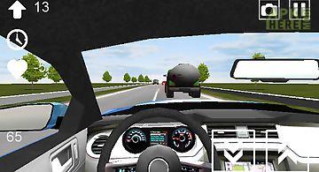 Cars: traffic racer
