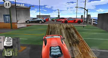 Cars parking 3d simulator 2