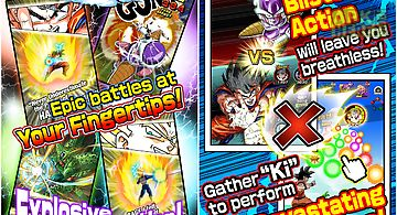 Dragon ball: tap battle for Android free download at Apk
