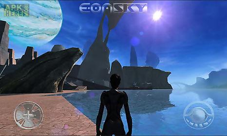 eon sky : alexa bloom demo