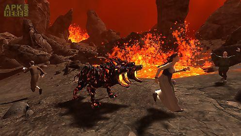 evil cerberus simulator 3d
