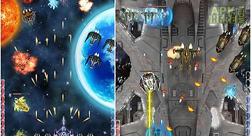 Galaxy shooter 2.0 space war