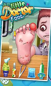 little foot doctor- kids games