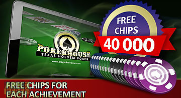 Poker house - texas holdem