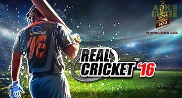Real cricket ™ 16