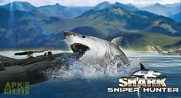 Shark sniper hunter - 3d game