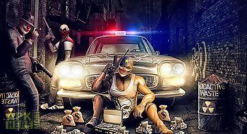 Sin city crime squad