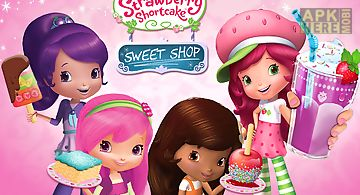 Strawberry sweet shop