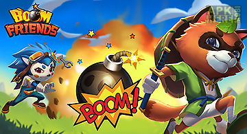 Boom friends: super bomberman ga..