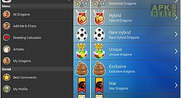 dragon city breeding exclusive dragons