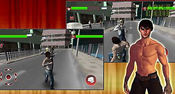Deadly street fight