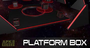 Platform box