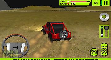 4x4 crazy jeep stunt adventure
