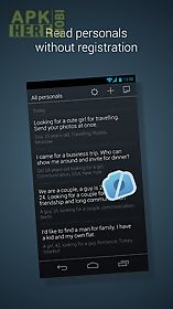 anonymous dating app android