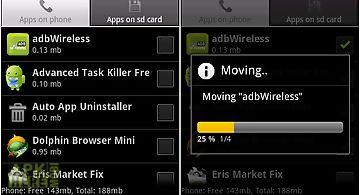 Auto app2sd