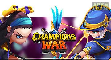 Champions of war