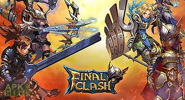 Final clash