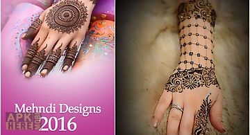 Mehndi App For Android : Mehndi designs offline for android free download at apk