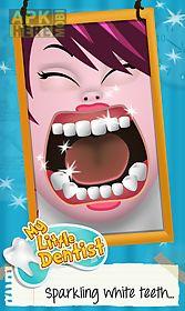 my little dentist – kids game