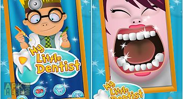My little dentist – kids game