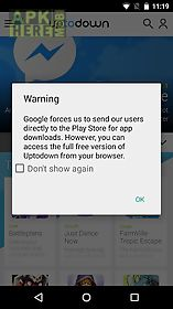 Uptodown lite for Android free download at Apk Here store - Apktidy com