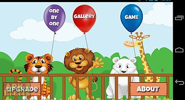Animal sounds: play and learn