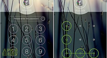 Applock theme dawn