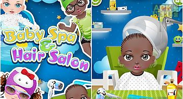 Baby spa & hair salon
