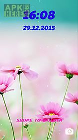 Cute lock screen wallpaper for Android free download at Apk