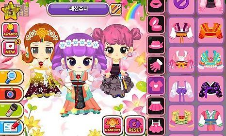fashion judy: faerie style