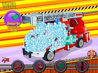 fireworks car wash
